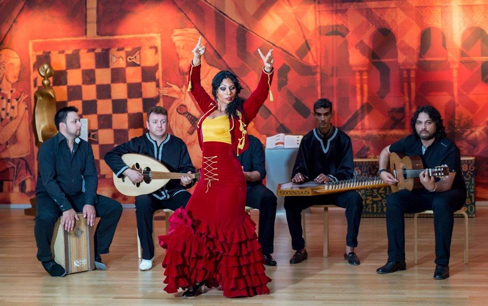 cajon flamenco la rosa Katho Percusión