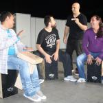 precio de cajon flamenco Katho Percusión