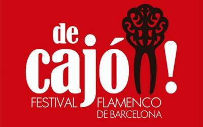 DE CAJÓN! FESTIVAL FLAMENCO DE BARCELONA 2018