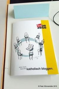Tagungsmappe für #kbt15