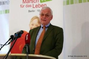Prof. Dr. Manfred Spieker