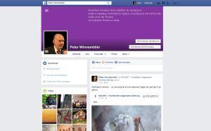 Facebookprofil