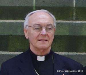 Bischof Heinz Josef Algermissen