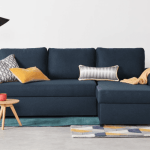 Planning Our Navy Blue And Mustard Living Room Home Decor