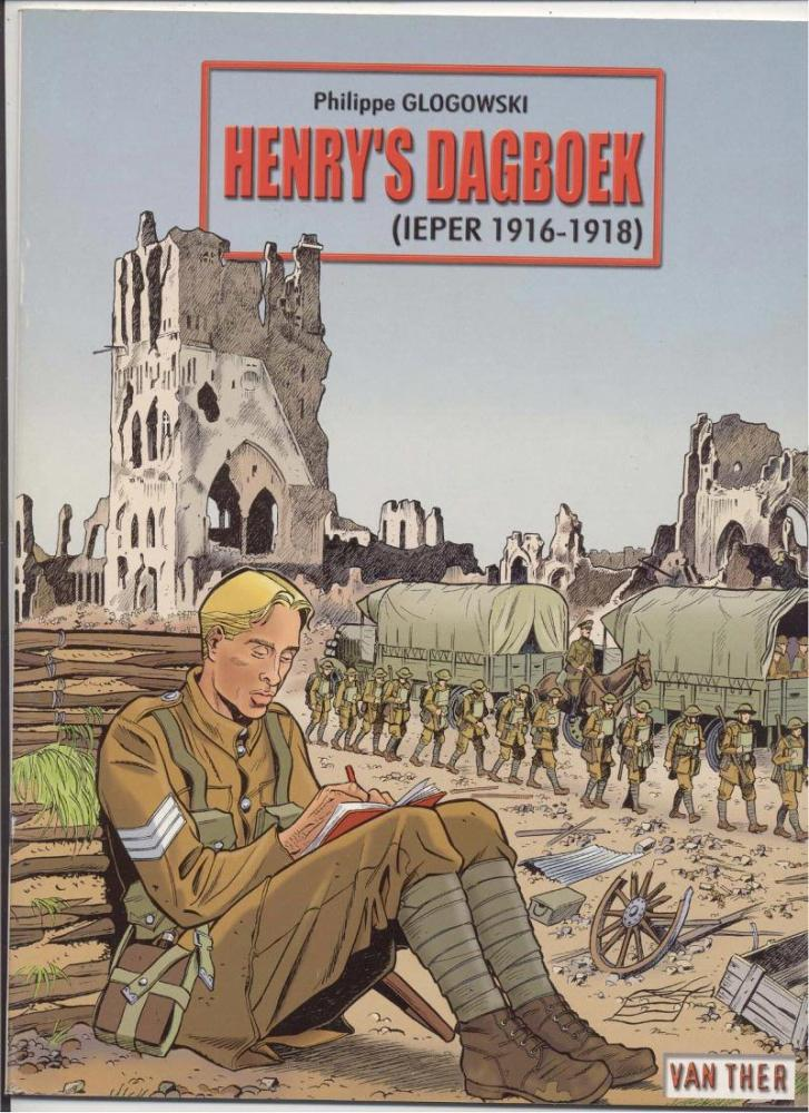 Henry's Dagboek (Ieper 1916-1918)