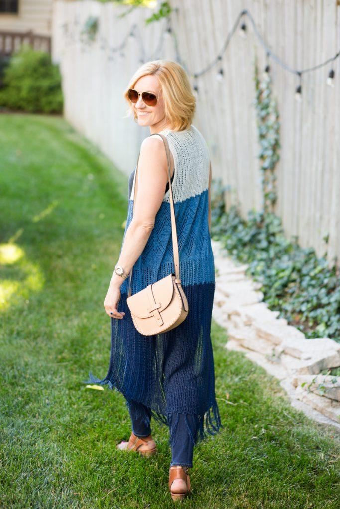 Long on the Fringe - Kathrine Eldridge Wardrobe Stylist