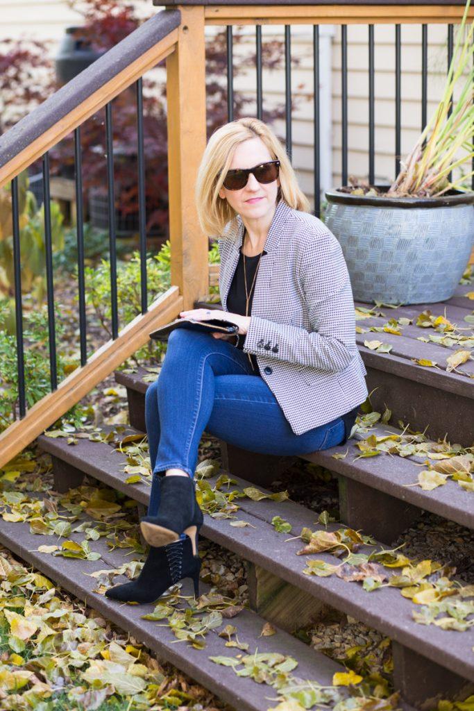 From Work to Play - Kathrine Eldridge, Wardrobe Stylist
