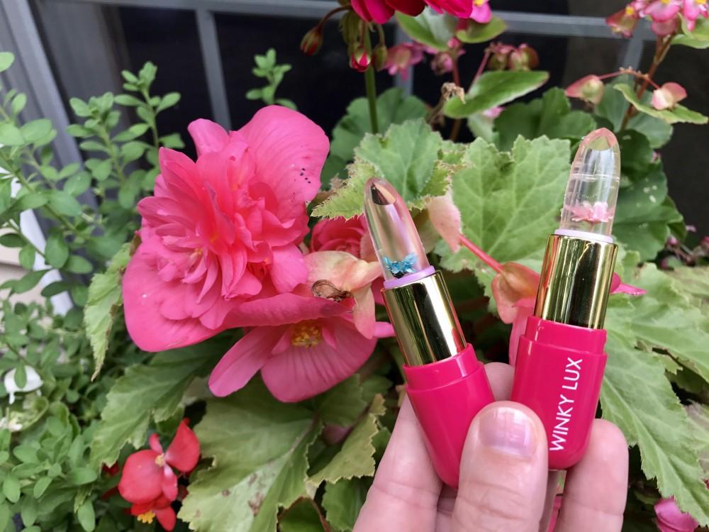August Beauty Favorites - Winky Lux Flower Balms