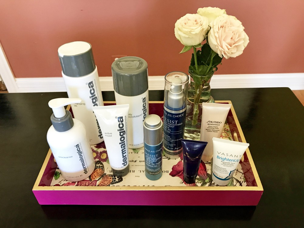 Beauty Giveaway of Dermalogica and Paula's Choice Skincare Products