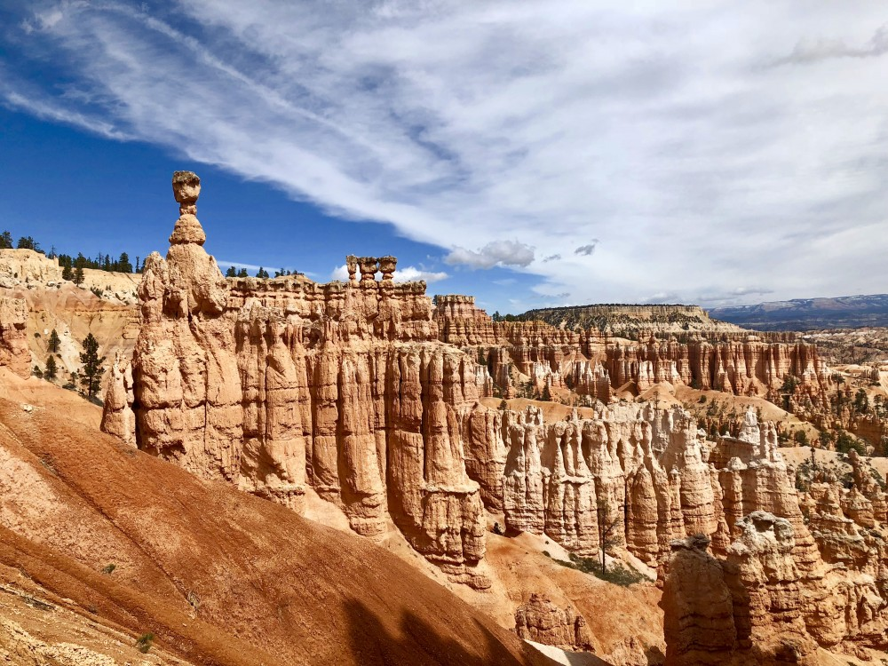 The Hoodoos at Bryce Canyon National Park