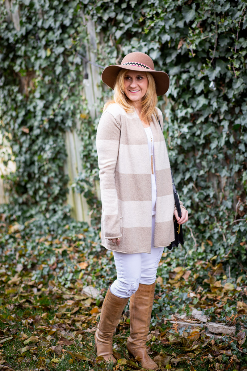 Shades of Tan and White by Kathrine Eldridge, Wardrobe Stylist