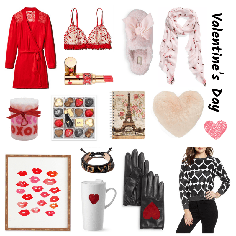 Valentine's Day gifts to give yourself by Kathrine Eldridge, Wardrobe Stylist.