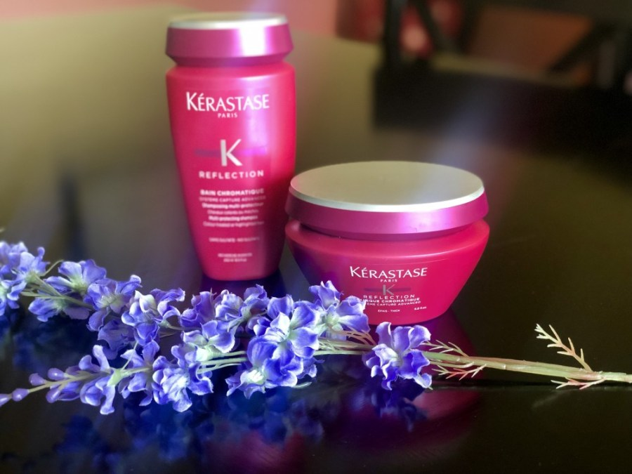 Kerastase Chromatique Color Protection Shampoo and Mask