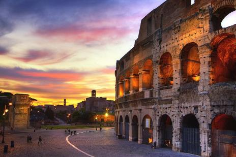 colosseum-at-sunset-christopher-chan