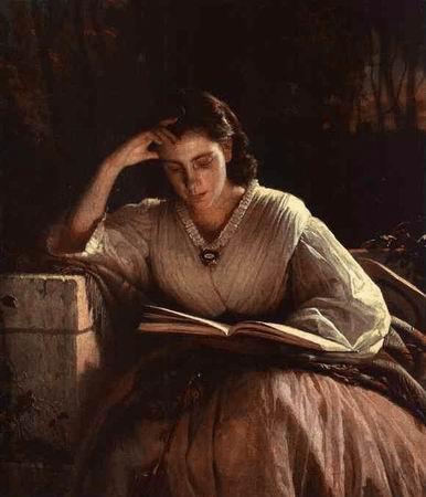Sophia Kramskaya Reading