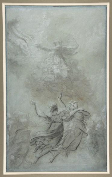Assumption of the Virgin Mary, Pierre Paul Prud'hon