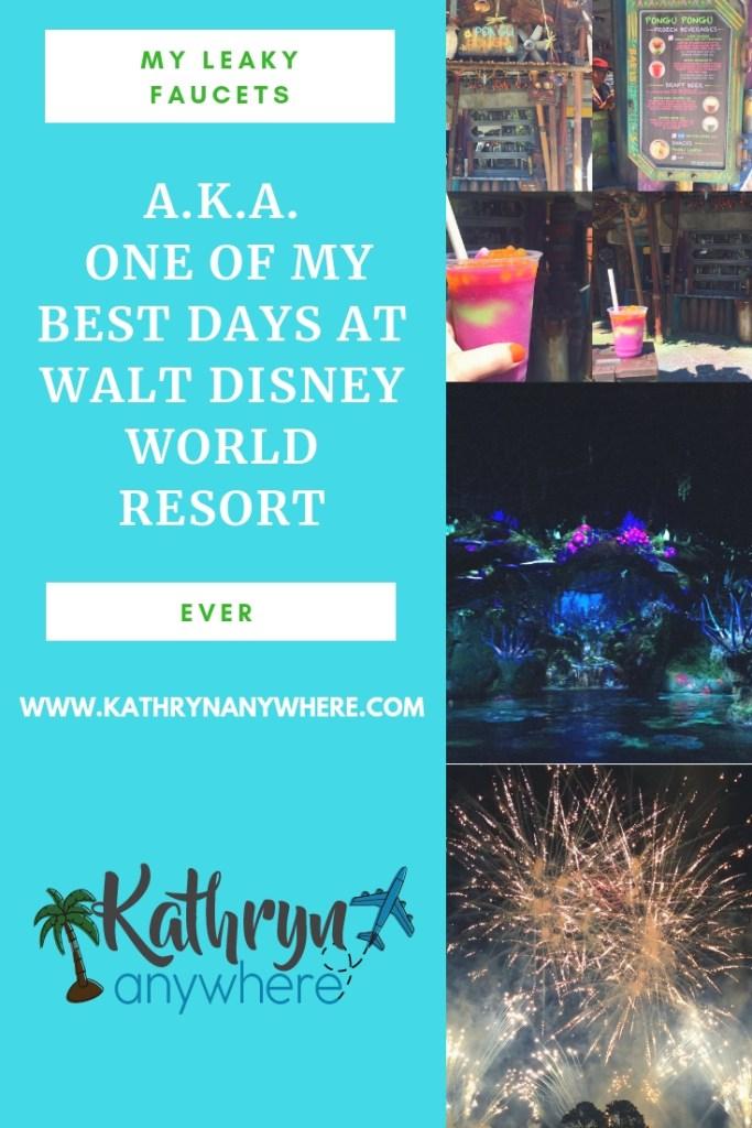 From One Of My Best Days At Walt Disney World Resort EVER! Visiting Pandora in Animal Kingdom Park #bestdayever #WDWresorts #waltdisneyworld #disneyparks #disneymom #mediaevent #pongupongu #pandora #worldofavatar #mediatrip #animalkingdom