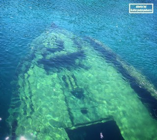 Sweepstakes, shipwreck in Tobermory