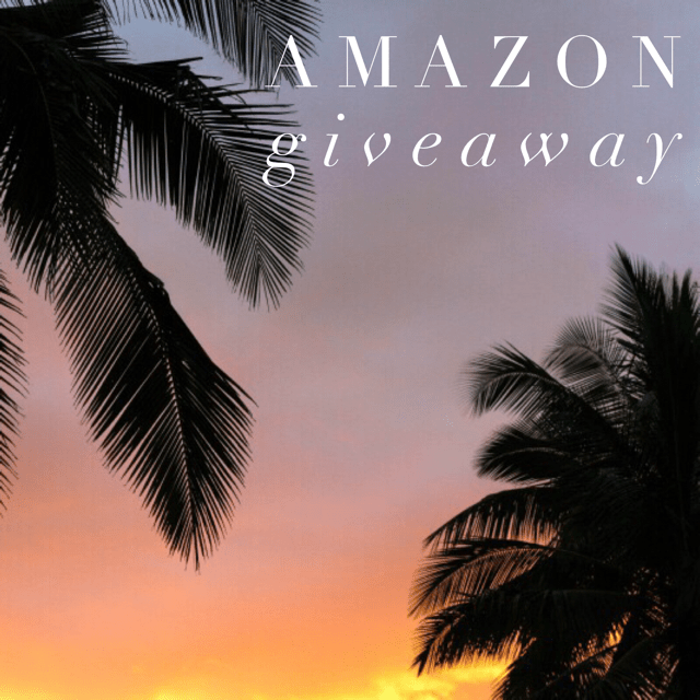 August Amazon giveaway