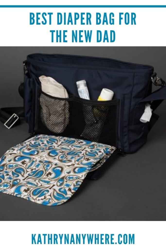 E.C. Know diaper bag #diaperbag #dadbag #babybag #daddiaperbag #changingbag