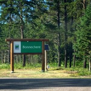 Bonnechere Sign