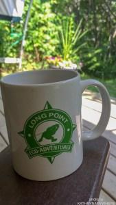 Luxury Family Glamping Ontario, coffee mug