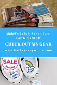 Mabel's Labels have labels for everything #mabelslabels #blackfridaysale #cybermondaysale #Mabelhood #iflostcall #identificationlabels #labelsforgear #labelsforeverything #labelqueen #tagmates #namestickers