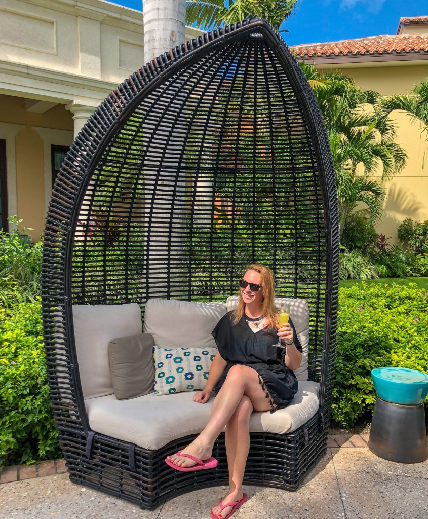 Dining with Hypothyroidism at Beaches Resort in Turks and Caicos #thyroid #thyroidhealth #hypothyroid #hypothyroism #hashimotos #dietaryrestrictions #restaurantsatbeaches #beachesmoms #beachesturksandcaicos #beachesresorts #mimosa #morningmimosa