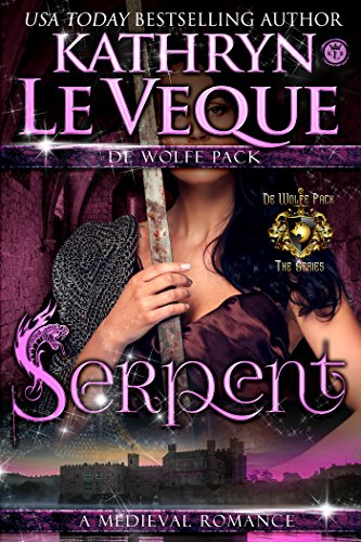 Serpent: Sequel to THE WOLFE (De Wolfe Pack Book 5)