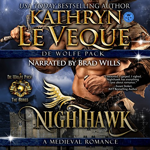 Nighthawk: Sons of de Wolfe (de Wolfe Pack, Book 3) Audiobook