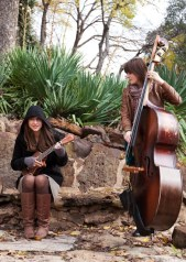 Kathryn's Folk Project with Julia Adamy