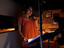 In the studio - Denton, TX