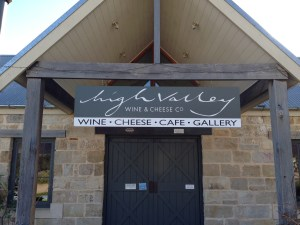 High Valley Wine & Chesse Co