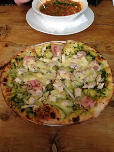 Pizza Di Pollo