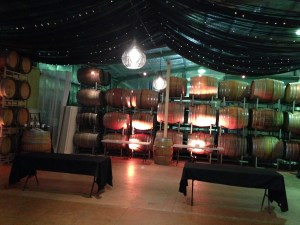 Beautiful Barrel room - Di Lusso Estate