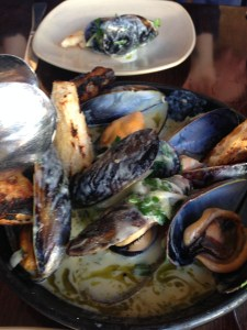 Mussels ($32)