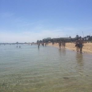 St Kilda 'Beach' ?....ummm