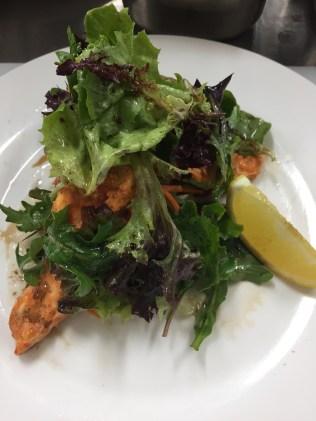 Kathryn's Tandoori Chicken with Summer Salad