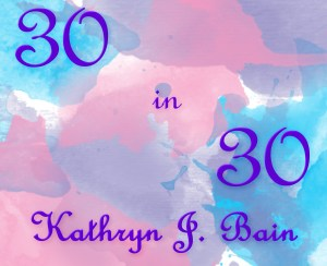 Book Cover: 30 In 30: 30 Blessings in 30 Days