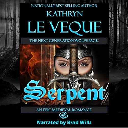 Serpent (De Wolfe Pack Book 7) Audiobook