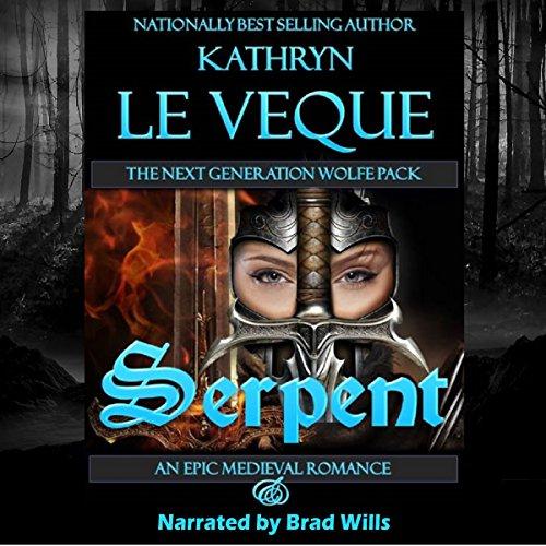 Serpent (De Wolfe Pack Book 7) Audiobook