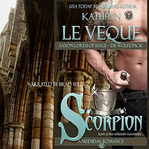 Scorpion: Saxon Lords of Hage – (de Wolfe Pack Book 9) Audiobook