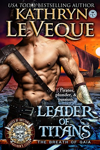 Leader of Titans: Pirates of Britannia: Lords of the Sea Book 2