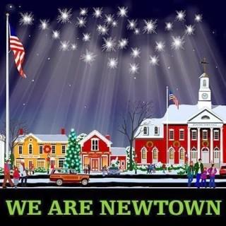 Keepsake image of Newtown CT