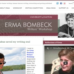 Erma Bombeck Featured Humor Blog