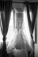 abney-details-01 B&W gown hanging