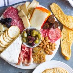 How To Make A Cheese Plate Kathryn S Kitchen
