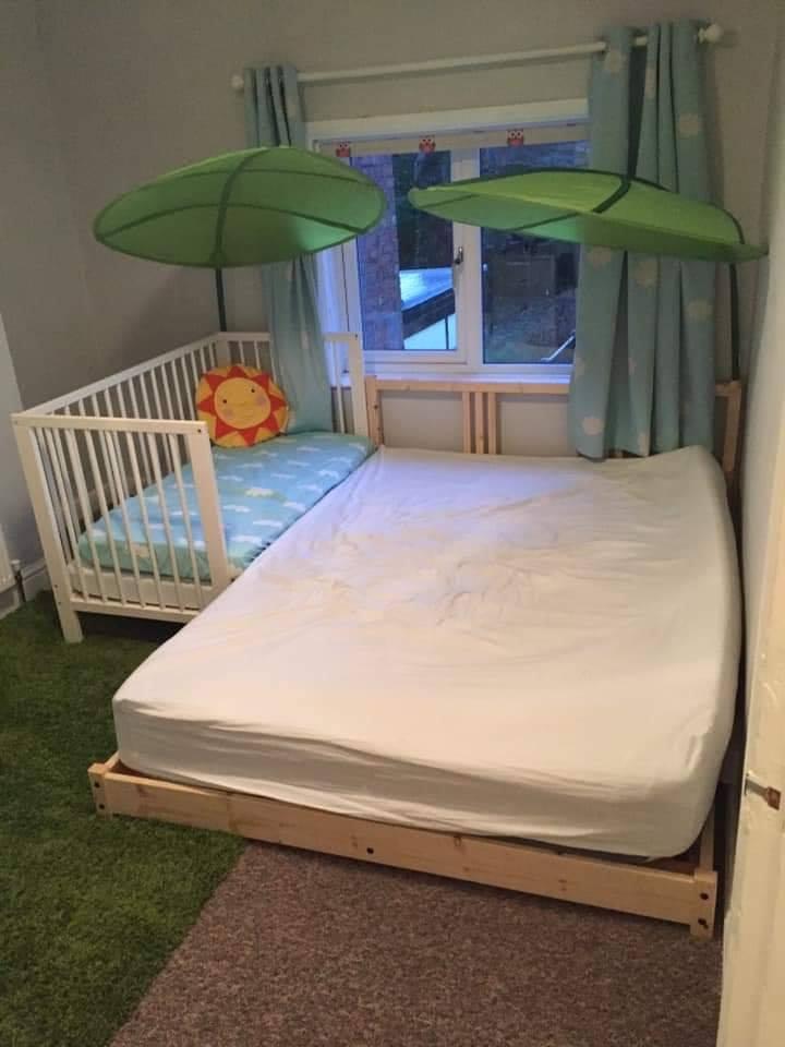 floor bed single cot