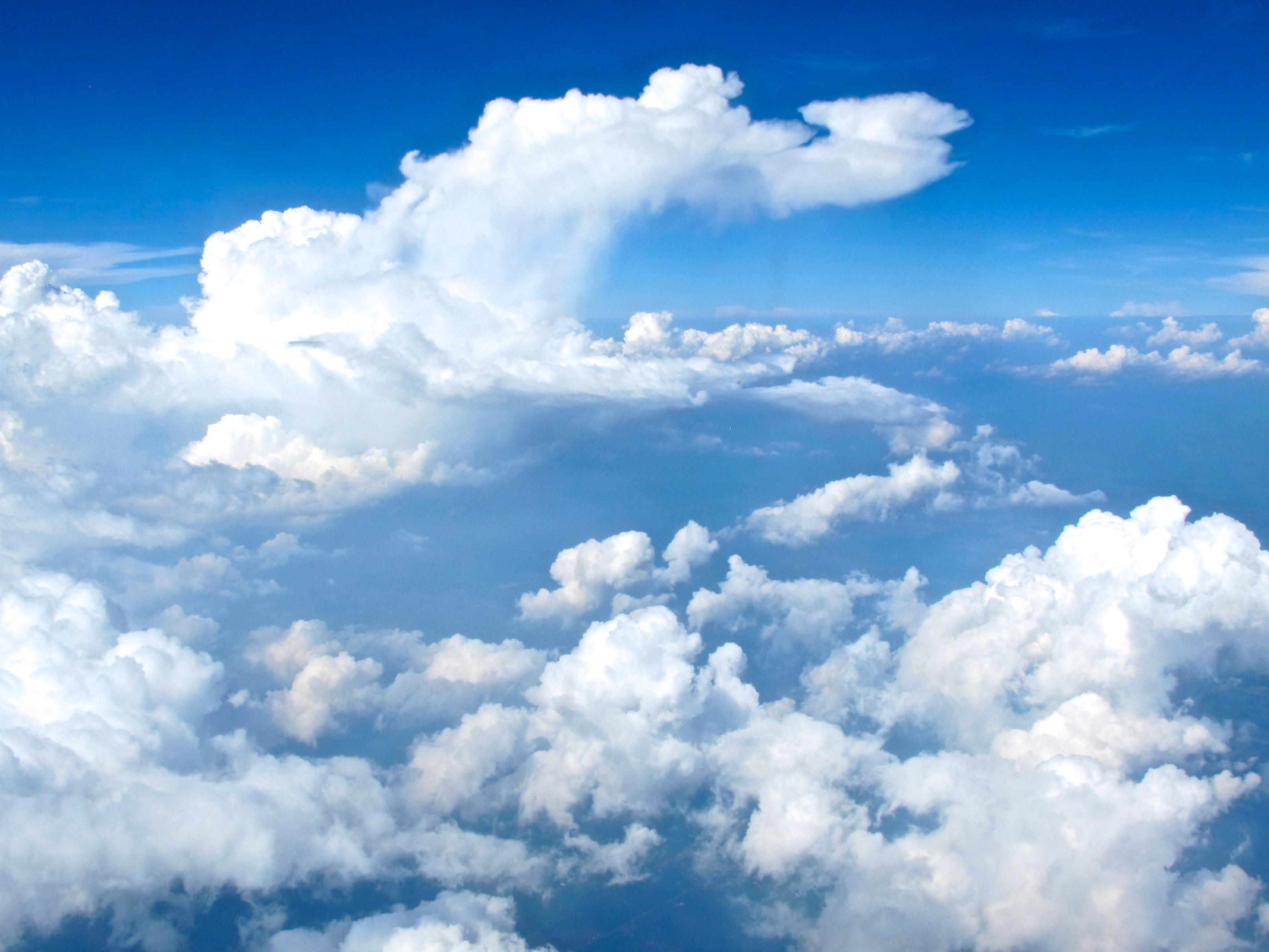 Clouds Identifying Clouds Cloud Types Cumulus Matthew