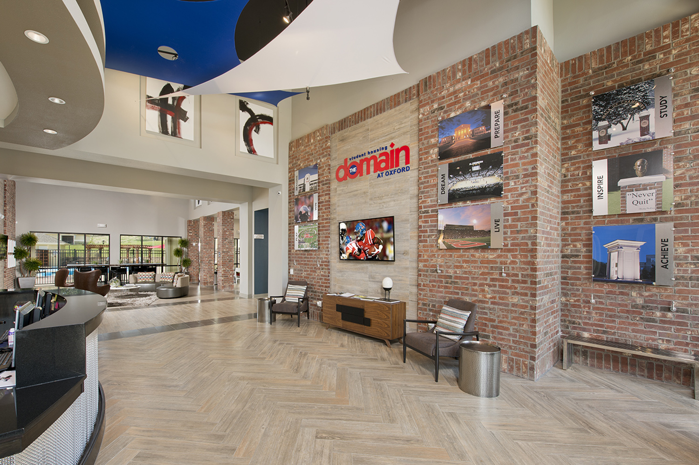 Student Housing Interior Design